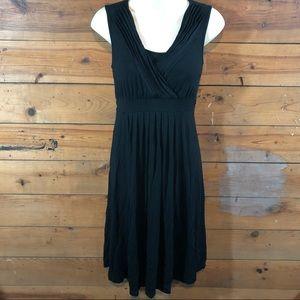 Liz Lange Maternity Dress Black XS